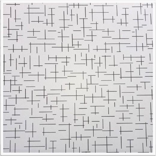 FAVORI - Placa gips laminata PVC pt tavan - LABIRENT 003 - 600x600x8mm (10buc)