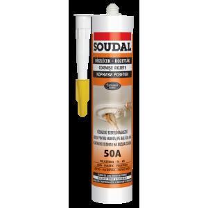 SOUDAL  50 a, 280 ml, Adez.pt baghete,acrilic,fara solventi (15) 111716