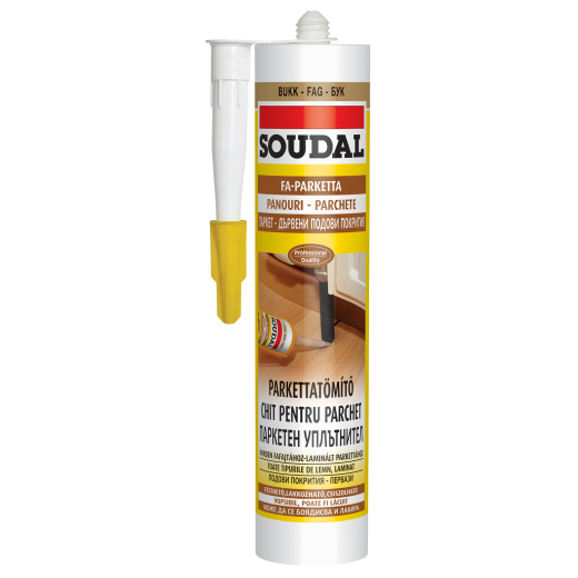 SOUDAL Chit parchet BRAD/Artar 280ml (15) 111258