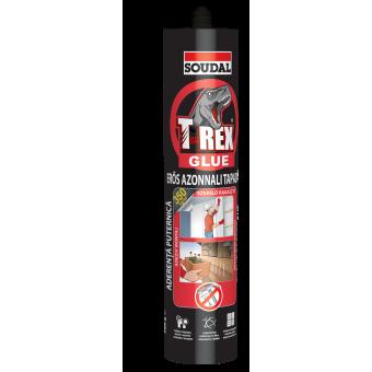 SOUDAL  Cuie lic T-REX (ROSU) 380gr.interior(12) alb,acrilic,125931