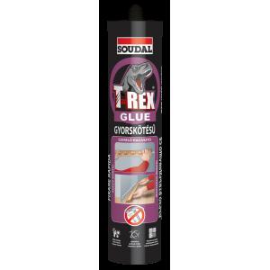 SOUDAL  Cuie lic T-REX (VIOLET) 380gr.,int-ext (12)bej, solventi 125932