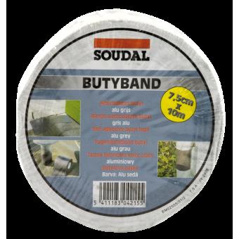 BANDA butilica BUTYBAND(10 cmx10 m) PLUMB 111089(6)