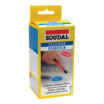 SOUDAL Curatator silicon intarit 100ml 110757 (12)