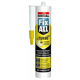 SOUDAL Adez. FIX ALL Turbo 290ml. (12)  126857