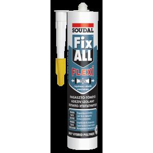 SOUDAL Adez. FIX ALL CLASSIC (FLEXI), ALB 290 ml (12)  111715