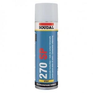 SOUDAL Adeziv-Spray de contact 270SP 500ml,linoleum,mocheta 128676