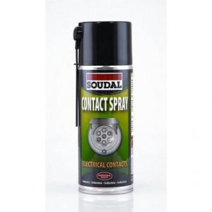SOUDAL Spray curatator contacte, 400ml (6)  119715
