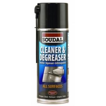 SOUDAL Spray curatator si degresant, 400ml (6) 119708