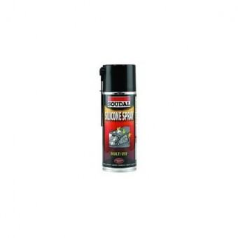SOUDAL Spray siliconic, 400ml (6) 123762