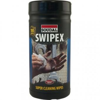 SOUDAL Swippex 100 buc xxl  113551*