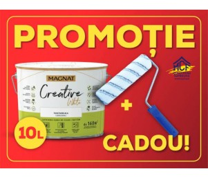 Promoție Magnat Creative White