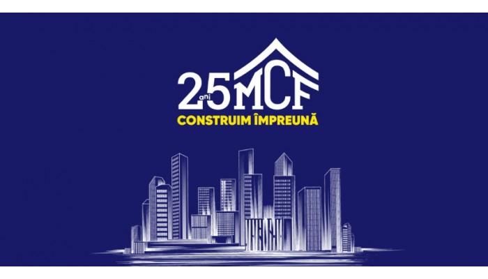 MCF-ENGROS la 25 de ani de activitate. 25 de ani în care a construit case, parteneriate, cariere și profituri.