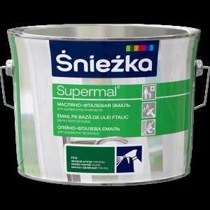 Supermal, 2,5  L, minta verde, vopsea email F510 %