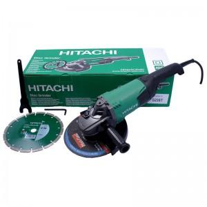 Hitachi Polizor unghiular(G23ST), 230 mm, 2000 Wt, Hikoki