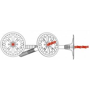 Fixator DRIFTANKER-compozit - L = 160mm (300buc)