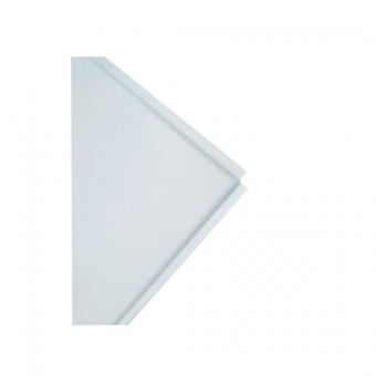 TAVAN    - Placa METAL  neteda (LAY-IN) 600x600x0.4 RAL 9016