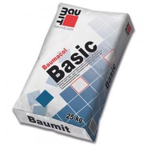 Baumit Adeziv Basic gresie si faianta int, 25 kg (54)