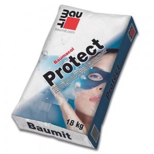 Baumit Hidroizolare Protect,ciment+polimeri,1,5 kg/m2/mm,int/ext,20 kg (48)