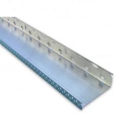 Baumit Profil de soclu aluminiu pu placi cu lacrimar 10 cm/ 2.5 ml
