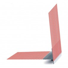 Baumit Profil pu armar muchii orizont cu lacrimar, 2 ml (12,5x12,5 cm) (25 buc -  50ml)
