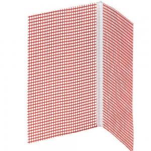Baumit Profil PVC de colt cu plasa 2.5 ml (10x15 cm) (colet 50 buc - 125 ml)
