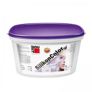 Baumit Vopsea SilikonColor siliconica fasad, 5 L GMWF (6-9) -48