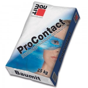 Baumit Adeziv/masa spaclu ProContact, polist/vata/multipor, 25 kg (54)