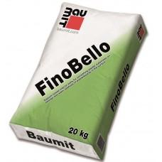 Baumit Fino Bello 20kg(Glet extrafin de ipsos 0-6 mm), 0.8 kg/m2/mm(54)
