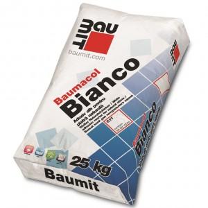 Baumit Adeziv Bianco alb piatra naturala/marm/mozaic, 25 kg (54)