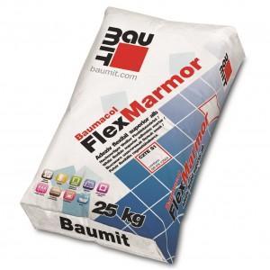Baumit Adeziv FlexMarmor alb int/ext, 25 kg (54)