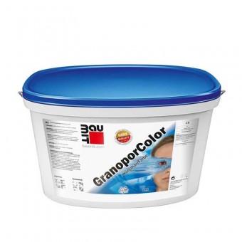 Baumit Vopsea GranoporColor acrilica fasad, 5 L GMF (2-5) - 48