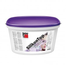 Baumit Tencuiala decorativa siliconica SilikonTop K 1.5, 25 kg (24)  (bob orez)