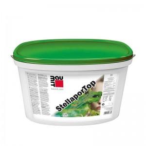 Baumit Tencuiala decorativa silicon-silicatic StellaporTop R2, 25 kg (24) (scoarta copac)