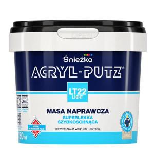 Acryl - Putz   LIGHT LT -22, 250 ml