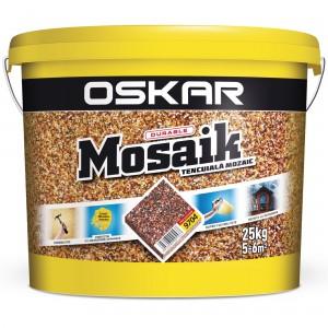 OSKAR MOSAIC TENC MOZAIC 9704, 25 kg , CERAMIC