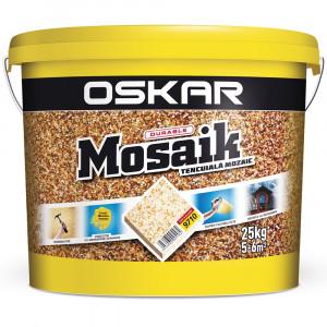 OSKAR MOSAIC TENC MOZAIC 9710, 25 kg , CERAMIC