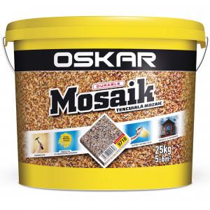 OSKAR MOSAIC TENC MOZAIC 9718, 25 kg , CERAMIC