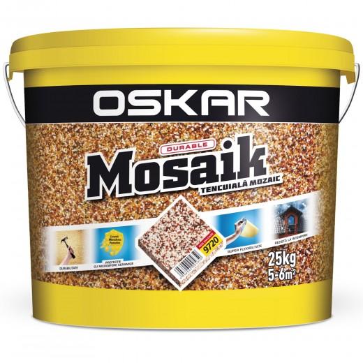 OSKAR MOSAIC TENC MOZAIC 9720, 25 kg , CERAMIC