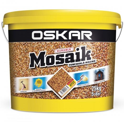 OSKAR MOSAIC TENC MOZAIC 9722, 25 kg , CERAMIC