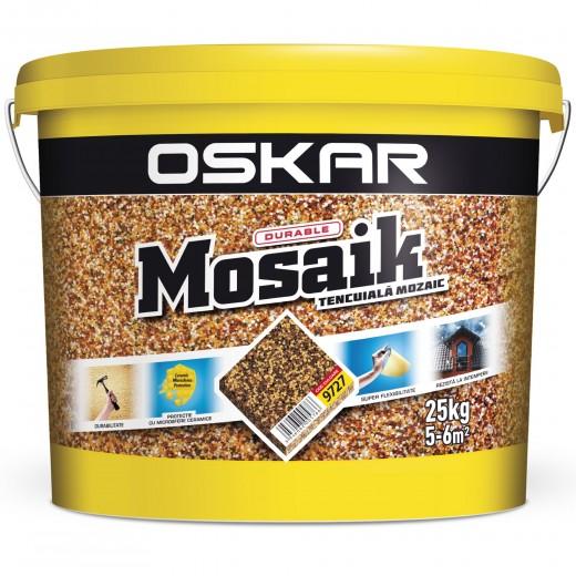 OSKAR MOSAIC TENC MOZAIC 9727, 25 kg , CERAMIC
