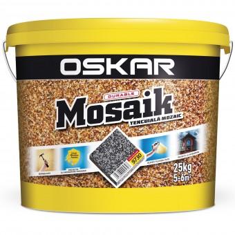 OSKAR MOSAIC TENC MOZAIC 9730, 25 kg , CERAMIC