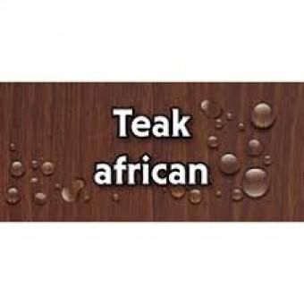 OSKAR LAC YACHT, 0.75L, TEAK AFRICAN