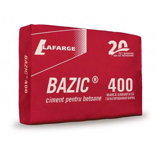 Ciment *  BAZIC, R, M400, 40 kg ,pentru betoane  (40) LAFARGE