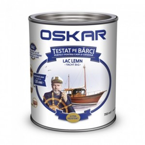 OSKAR LAC YACHT, 2.5L, MAHON INCHIS