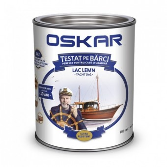 OSKAR LAC YACHT, 0.75L,  CASTAN