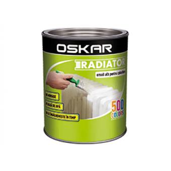 OSKAR   RADIATOR 0.5 L email acrilic ALB