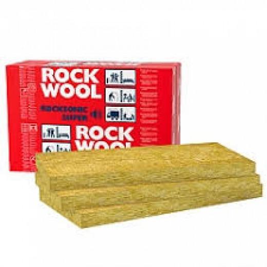 Vata min.   ROCKSONIC SUPER 50*610*1000/9.15m2/38kg/m3 (30)